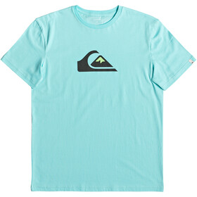 Quiksilver M And W SS Tee Herren aqua splash